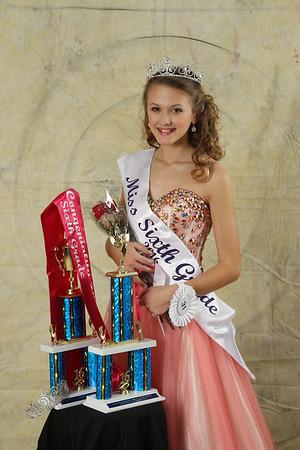 Dacusville Schools Pageant, 2016