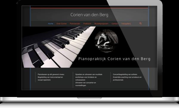 Pianopraktijk Corien van den Berg