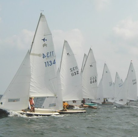 Start at the 2004 Jet-14 Nationals