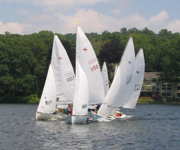 Start at the 2006 Pines Lake Regatta