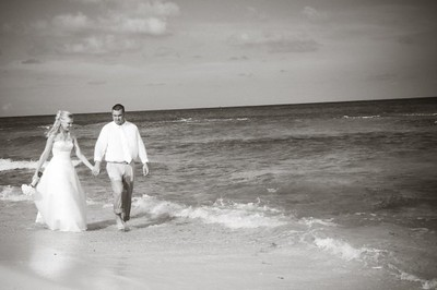 Beautiful photo from one of our beautiful destination weddings!