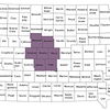 7 Counties - Town Sign Project