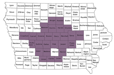 Town Sign Project - 26 Counties