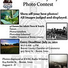 Pufferbilly Days Photo Contest Flyer - 2021