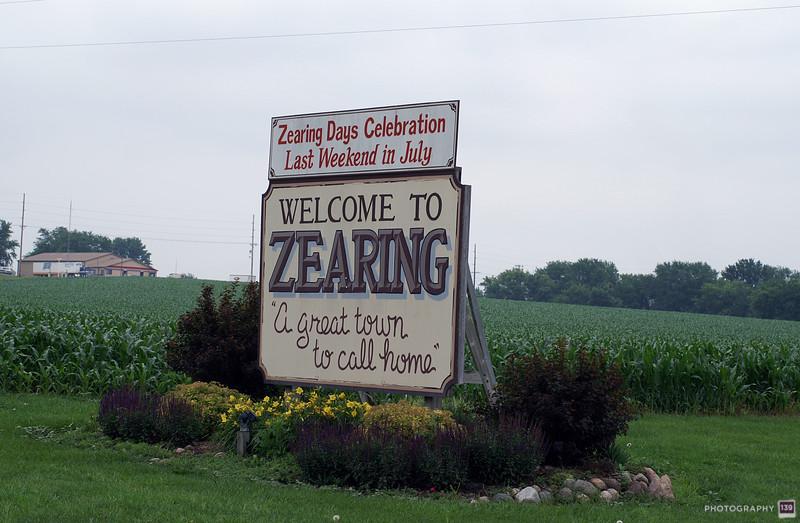 Zearing, Iowa