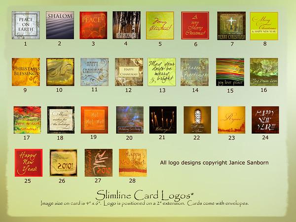 Slimline Logos