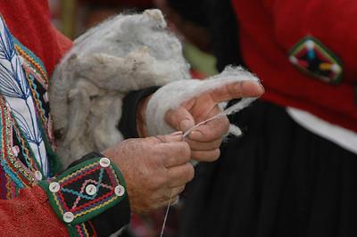 Mayan Weaver, Peru