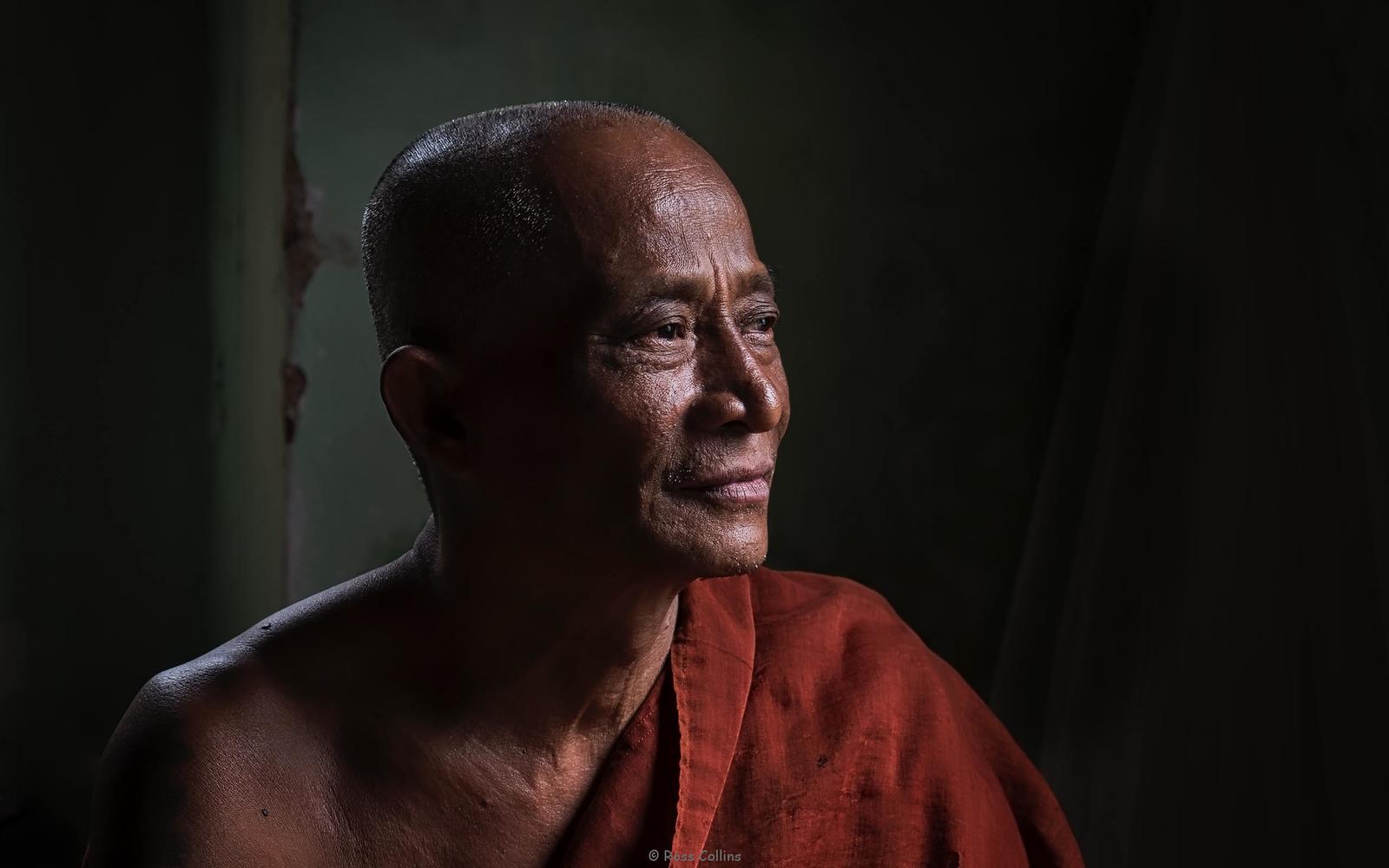 U Damma Won Tha, Chief Monk at the monestary attached to the Mya Sayti Pagoda in Dawei