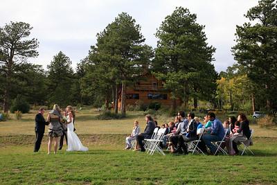 Joe and Jade wedding