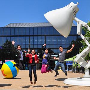 Pixar Studios, USA