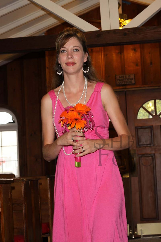 <h3>The Matron of Honor.