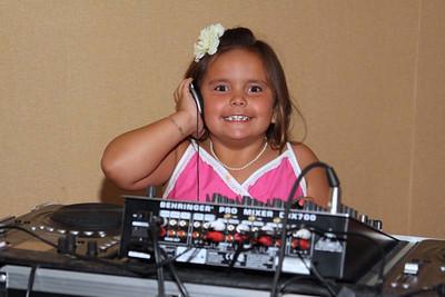 Assistant DJ.
