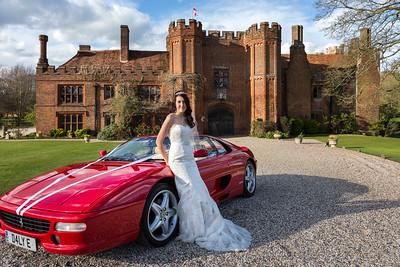 Leez Priory, a stunning venue for wedding photography