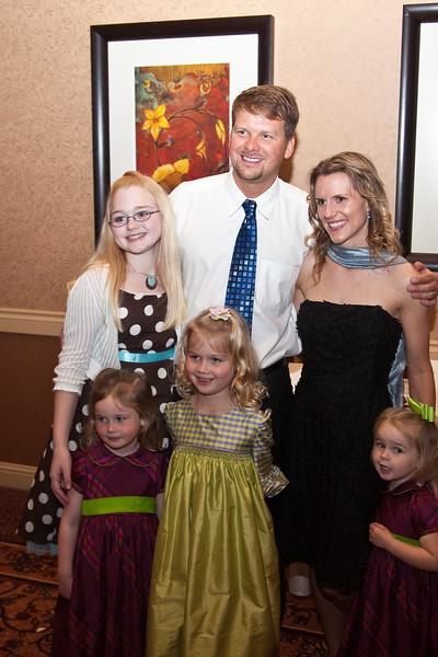 Aunt, Uncle, & Nieces