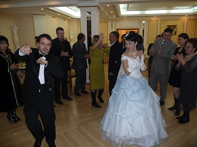 Wedding in KG 2008