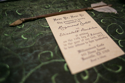 Sherwood Forest Robin Hood Wedding Inspiration