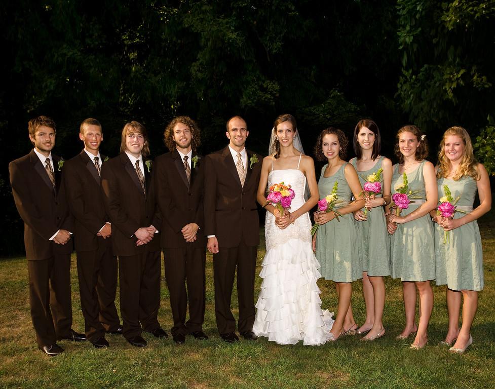 Drew and Mandy's Wedding<br /> <br /> ©2008 Alex Turco
