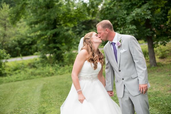 Amy & Derek's wedding