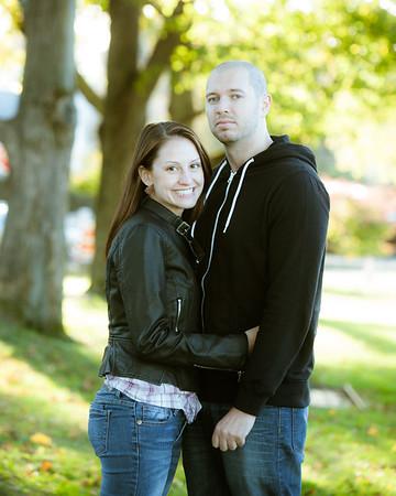 Carolyne and Ryan