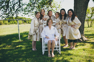 Katie & Cody Wedding Day