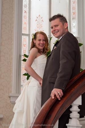 Mr & Mrs Simon & Helene Gregory, The Grand Hotel, Tynemouth