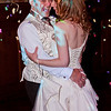 Mr & Mrs Simon & Helene Gregory take to the floor for their first dance as a married couple