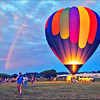 The Rainbow  ( Easton Talbot Paramedic Balloon Festival 2014 )<br /> <br /> 12 x 18 single black matted Print framed 18 x 24 - $225.00<br /> <br /> 12 x 18 Print - $150.00