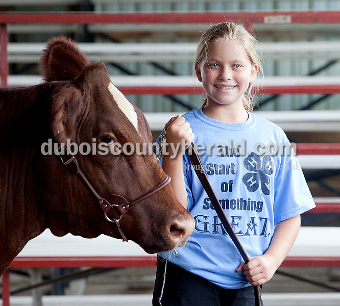 Rose Tempel: junior champion showman