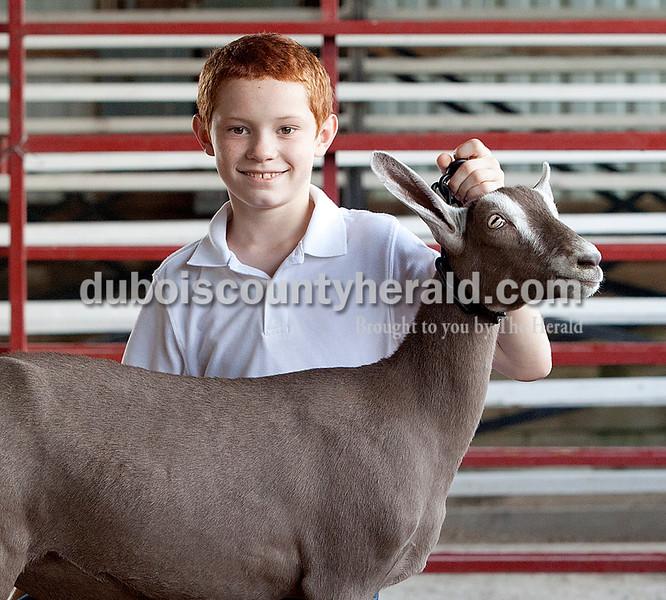 John Summerlot: junior champion showman