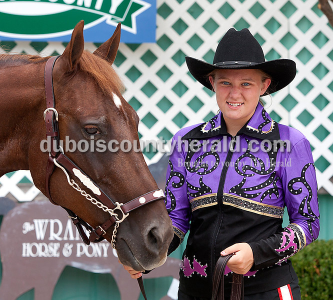Claudia Gasser: grand champion performance rider senior