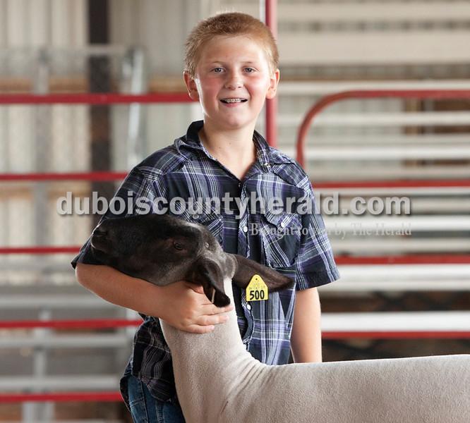 Cody Scherle: junior champion showman