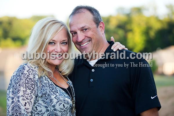 Phil Englert and Vanessa Hartke, both of Jasper.