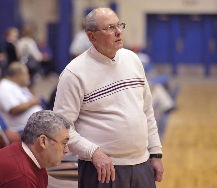 Medomak/Bangor boy's basketball