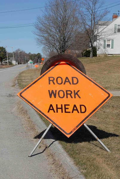Orrington road work construction sign.jpg