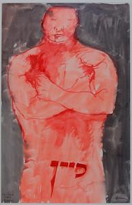 Leonard Baskin, Cain