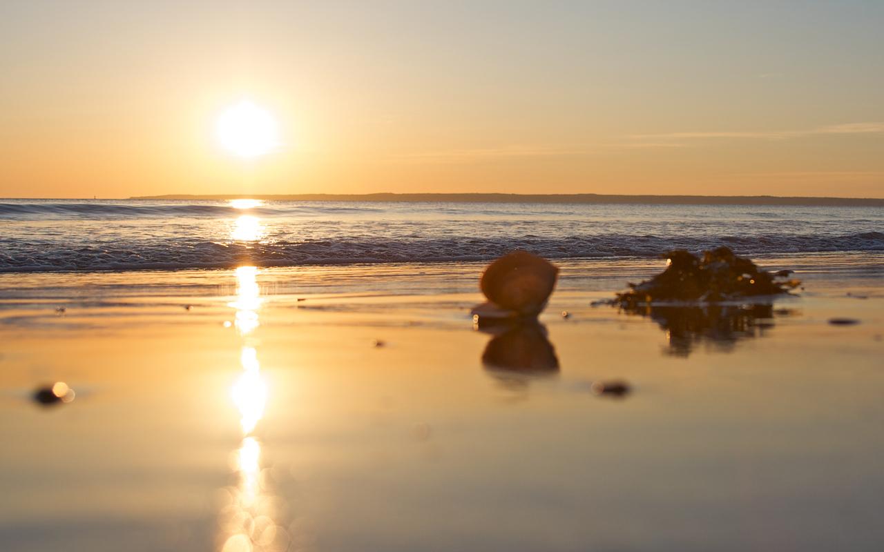 A New England Sunrise