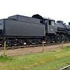 No 1060 2-8-2 Finnish Loco ex Epping & Ongar Railway being stored here  13/02/16.