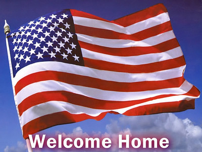 Welcome Home (07-17-11)