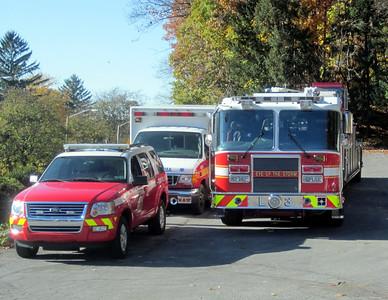 Car 4, Medic 5, Ladder 3. 11.5.2011 - Batz