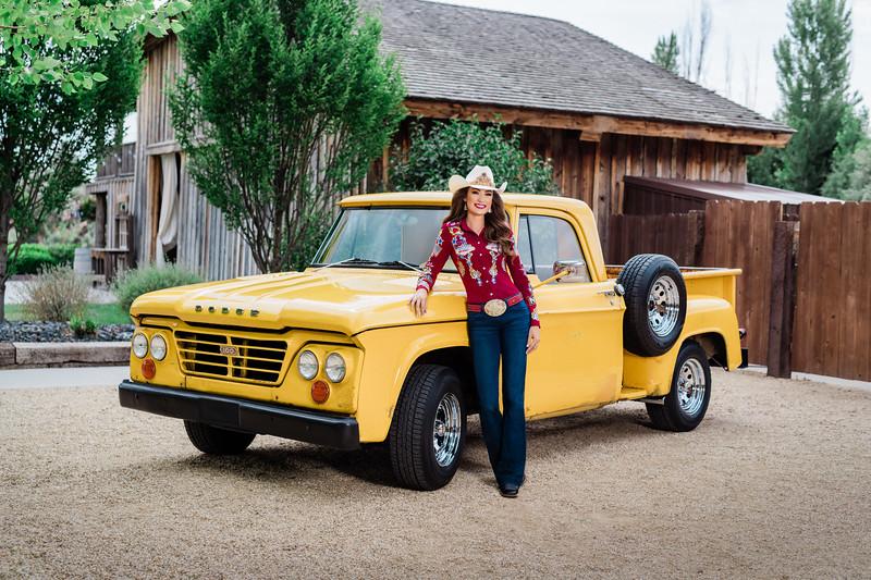 Miss Rodeo America 2019 - Taylor McNair