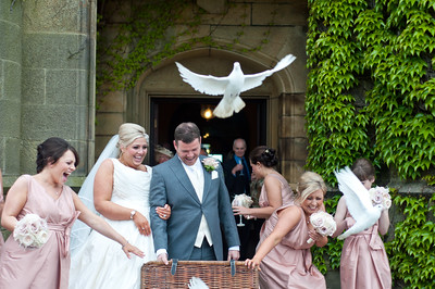 Wedding Dove Release