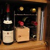 Wine Rack Installed.  I guess I should have made it larger.... =)