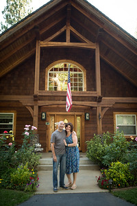 Wendi and Bruce - Black Bear Inn