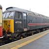 Class 47_47715 'Poseidon'  28/12/15