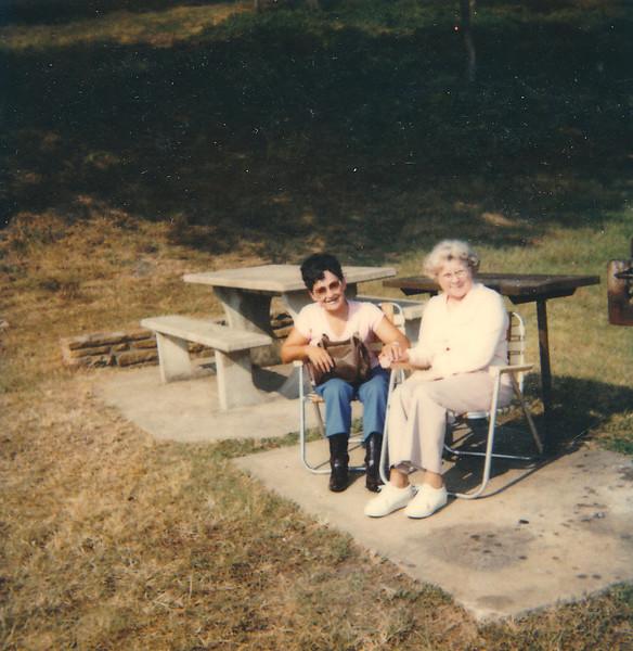Van Buren, Arkansas - Irene Gran and Francis Wescott