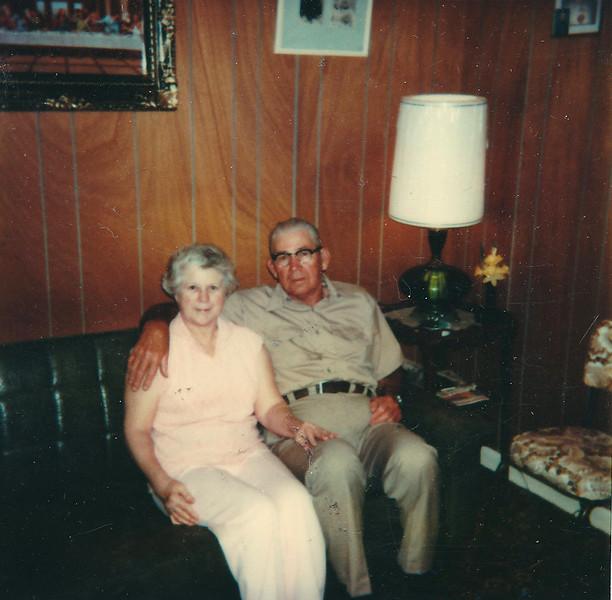 Van Buren, Arkansas - Francis and Bill Wescott