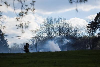 West Amwell Barn Fire-Apr2013-9473
