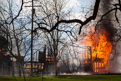 West Amwell Barn Fire-Apr2013-9462