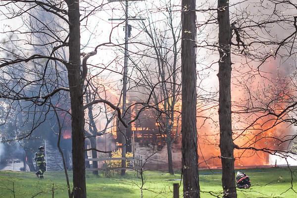 West Amwell Barn Fire-Apr2013-9433