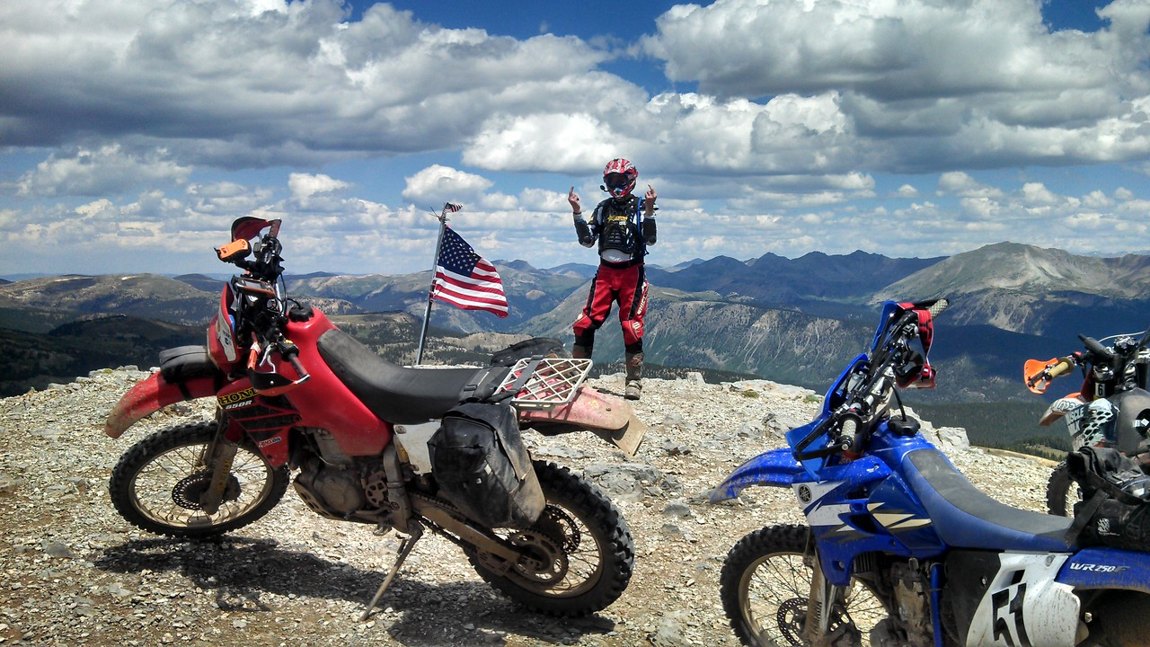 American Flag Mt